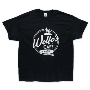Wolfe's Cafe & Market T-Shirt