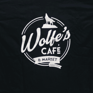 Wolfe's Cafe Long Sleeve Shirt