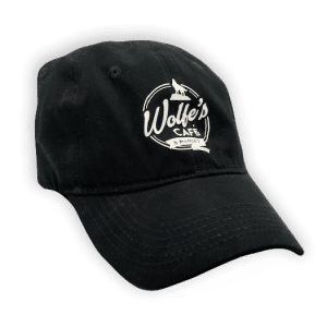 Wolfe's Cafe Ball Cap